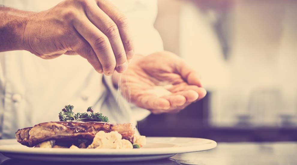 Regionale Gerichte im Gasthaus in Bogen