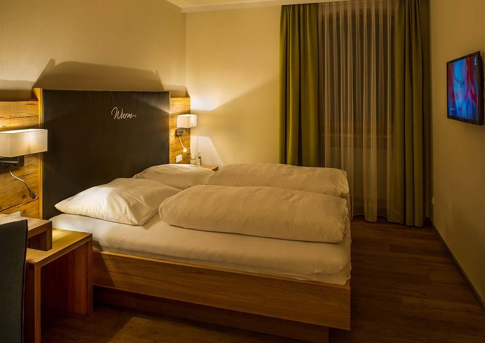 Hotelzimmer im Raum Straubing-Bogen